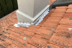 Chimney Flashing Replacement 01