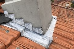Chimney Flashing Replacement 02