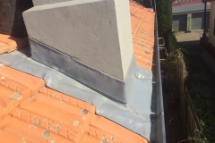 Chimney Flashing Replacement 03