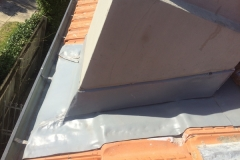 Chimney Flashing Replacement 04