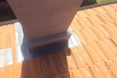 Chimney Flashing Replacement 05